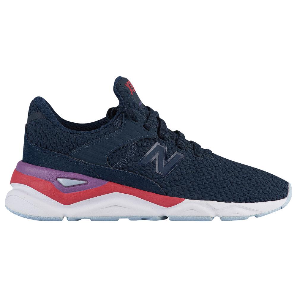 ニューバランス New Balance レディース ランニング・ウォーキング シューズ・靴【X90】Galaxy/Ice Blue Textile