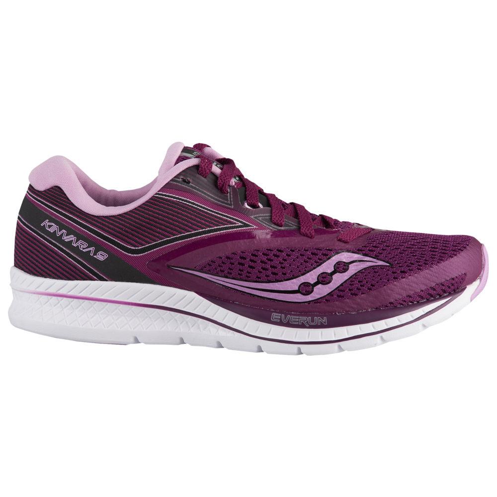 サッカニー Saucony レディース ランニング・ウォーキング シューズ・靴【Kinvara 9】Purple/Pink