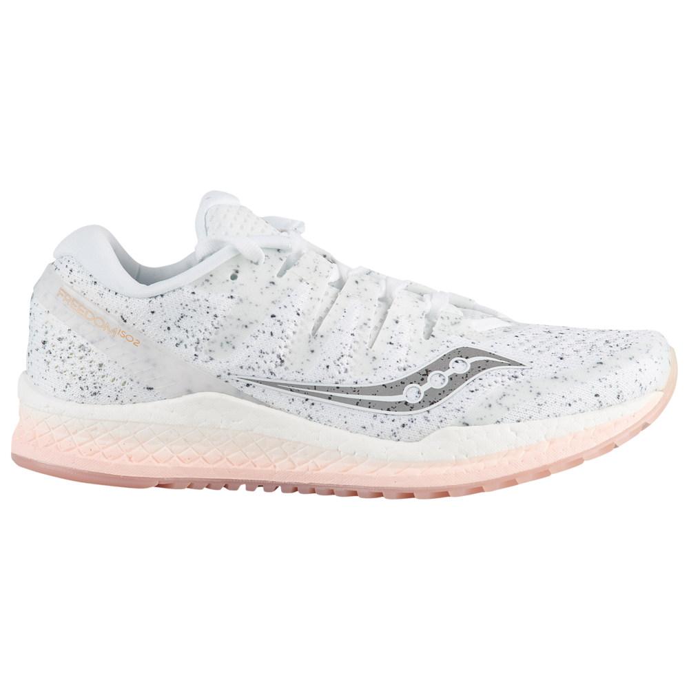 サッカニー Saucony レディース ランニング・ウォーキング シューズ・靴【Freedom ISO 2】White