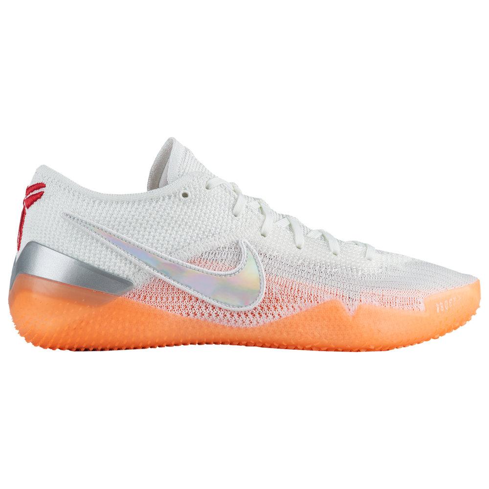 ナイキ Nike メンズ バスケットボール シューズ・靴【Kobe AD NXT 360】Kobe Bryant White/Multi/Infrared 23