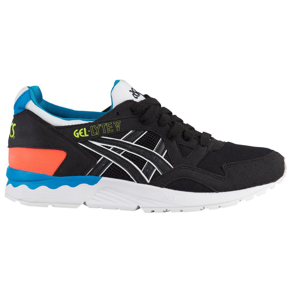 アシックス ASICS Tiger レディース ランニング・ウォーキング シューズ・靴【GEL-Lyte V】Black/Black