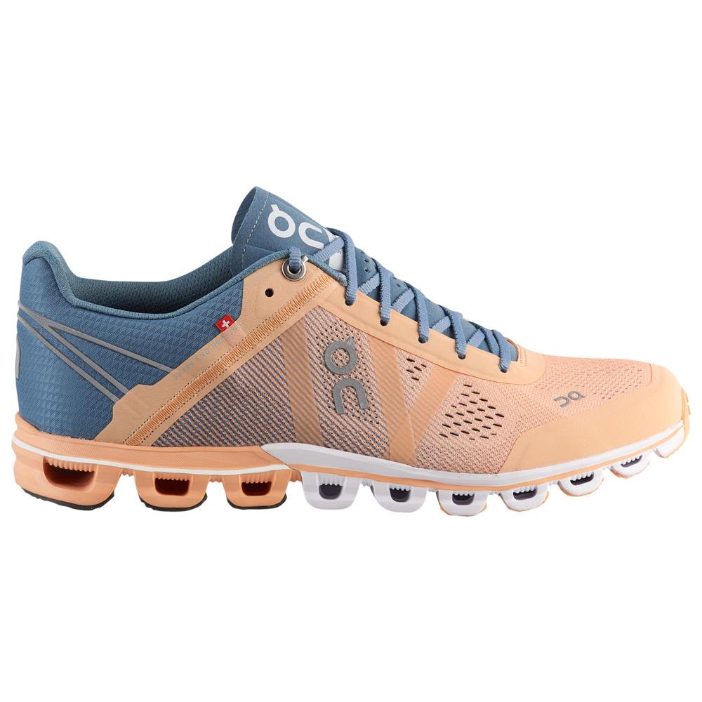 オン On レディース ランニング・ウォーキング シューズ・靴【Cloudflow】Almond/Grey