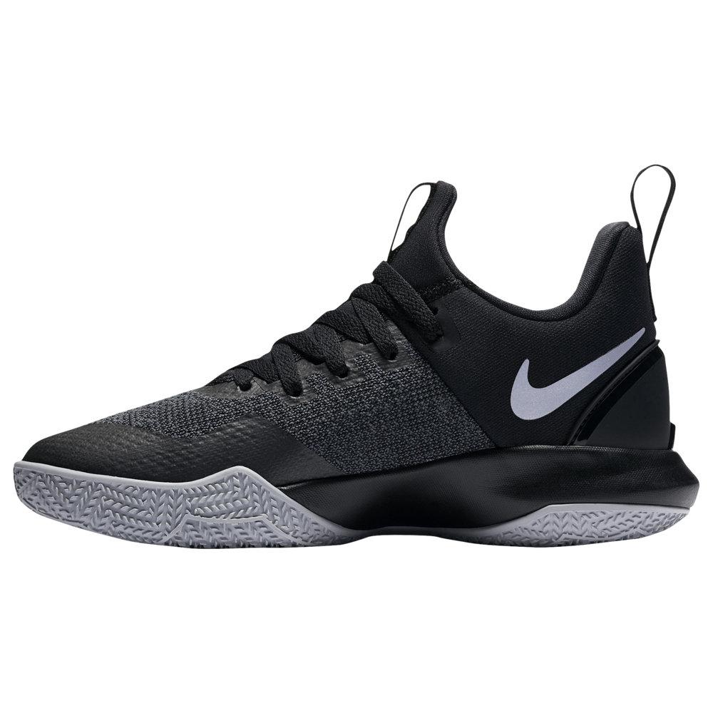 ナイキ Nike レディース バスケットボール シューズ・靴【Zoom Shift】Black/Chrome/Wolf Grey