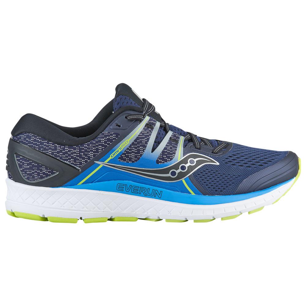 サッカニー Saucony メンズ ランニング・ウォーキング シューズ・靴【Omni ISO】Navy/Blue/Citron