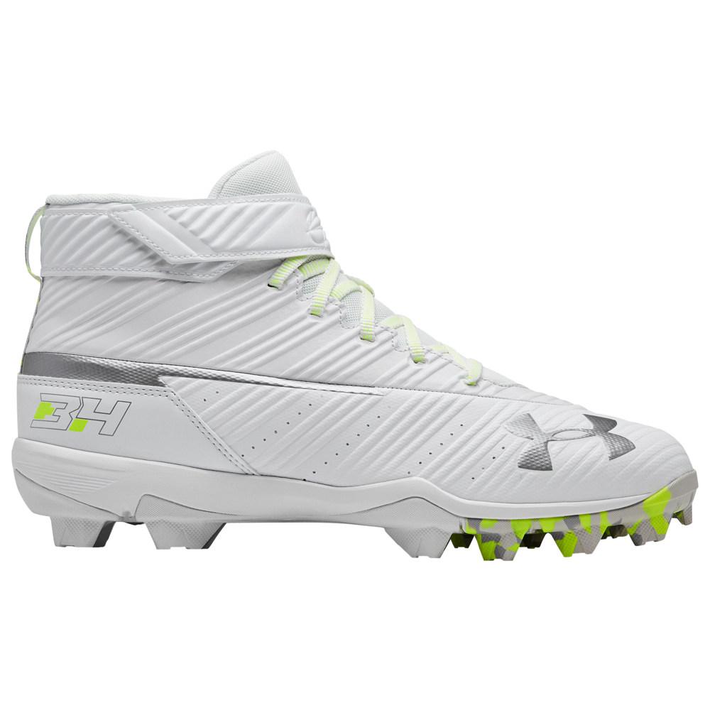 アンダーアーマー Under Armour メンズ 野球 シューズ・靴【Harper 3 RM】White/White
