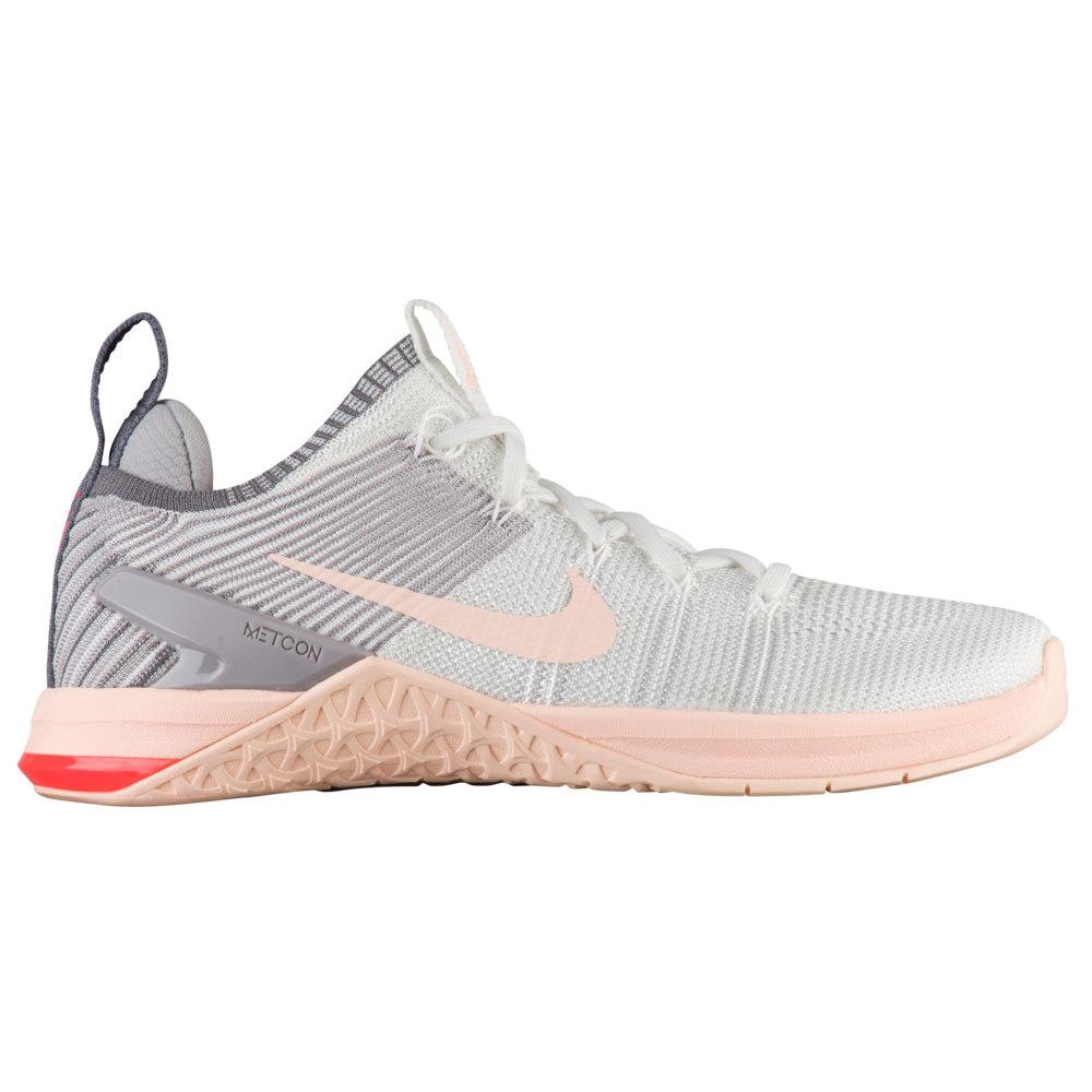 ナイキ Nike レディース フィットネス・トレーニング シューズ・靴【Metcon DSX Flyknit 2】White/Crimson Tint/Atmosphere Grey