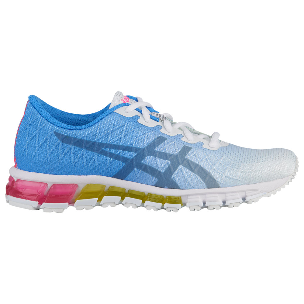 アシックス ASICS(r) レディース ランニング・ウォーキング シューズ・靴【GEL-Quantum 180 4】Blue/Pink/Yellow/Green