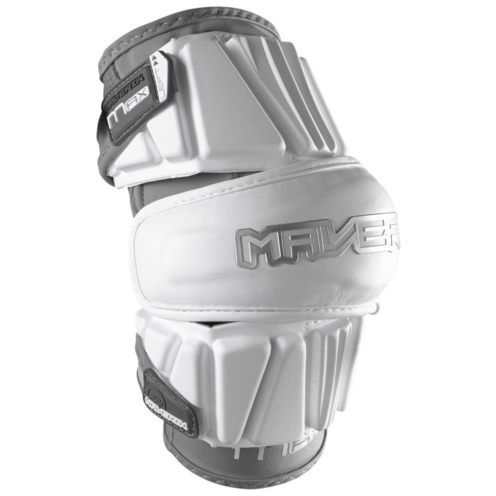 マーヴェリック Maverik Lacrosse メンズ ラクロス プロテクター【Max Arm Pad】White