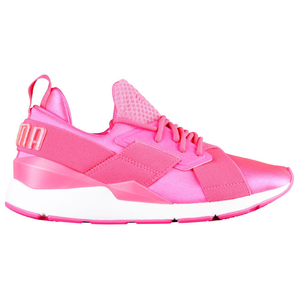 プーマ PUMA レディース ランニング・ウォーキング シューズ・靴【Muse Satin EP】Knockout Pink Pearl