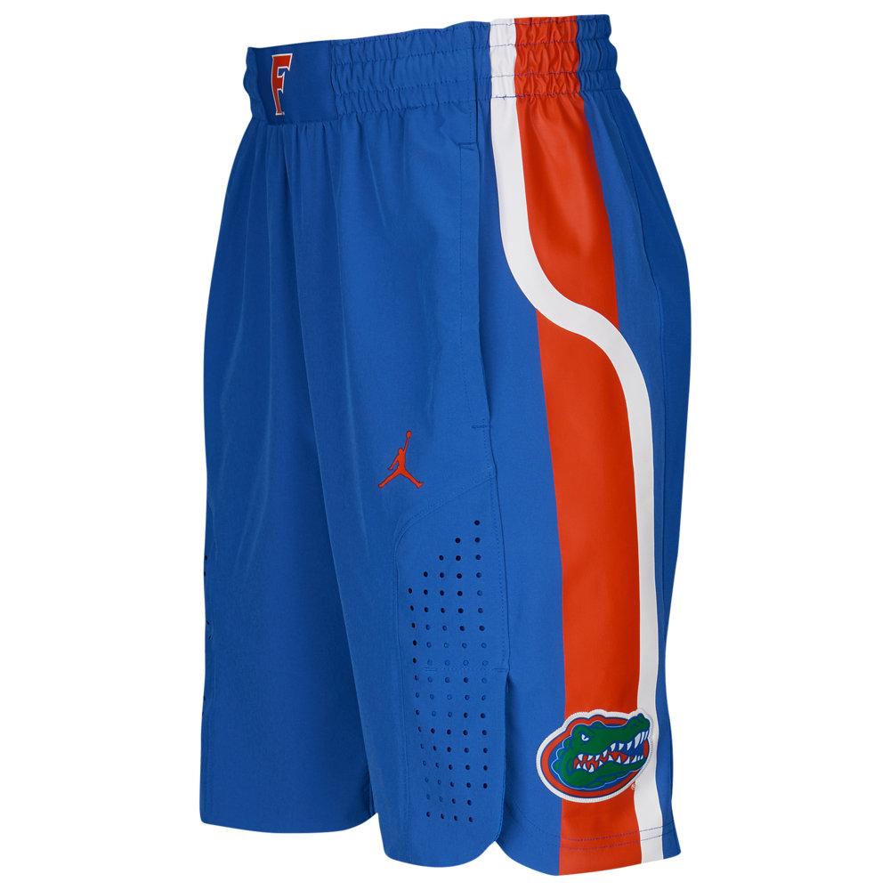 ナイキ ジョーダン Jordan メンズ バスケットボール ボトムス・パンツ【College Authentic On Court Shorts】Game Royal