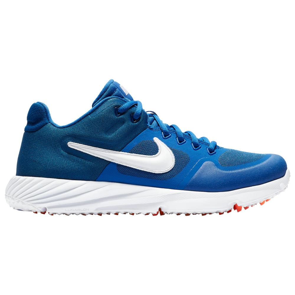 ナイキ Nike レディース 野球 シューズ・靴【Alpha Huarache Elite 2 Turf】Game Royal/White/Gym Blue