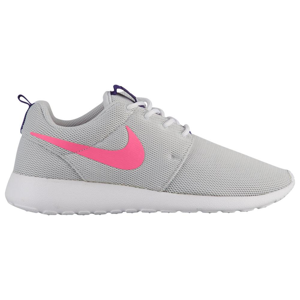 ナイキ Nike レディース ランニング・ウォーキング シューズ・靴【Roshe One】Pure Platinum/Laser Pink/Court Purple/White