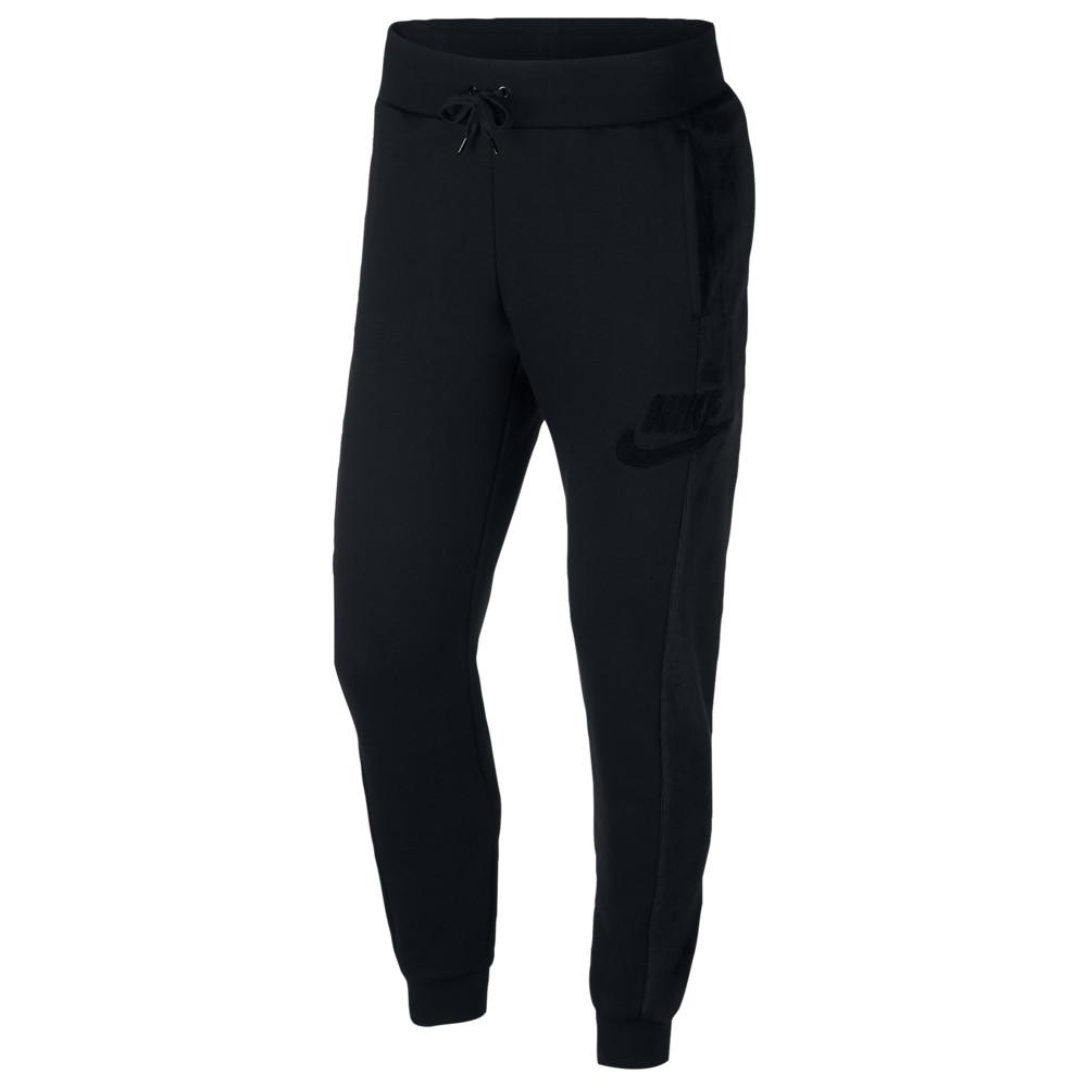 ナイキ Nike メンズ ボトムス・パンツ ジョガーパンツ【Velour Statement Jogger】Black/Black