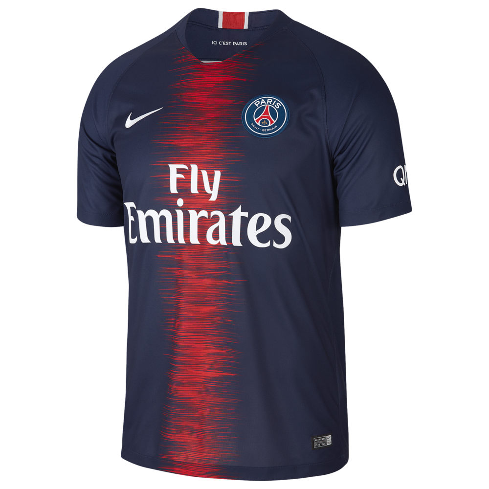 ナイキ Nike メンズ サッカー トップス【Soccer Breathe Stadium Jersey】World Soccer Paris Saint Germain Midnight Navy Home