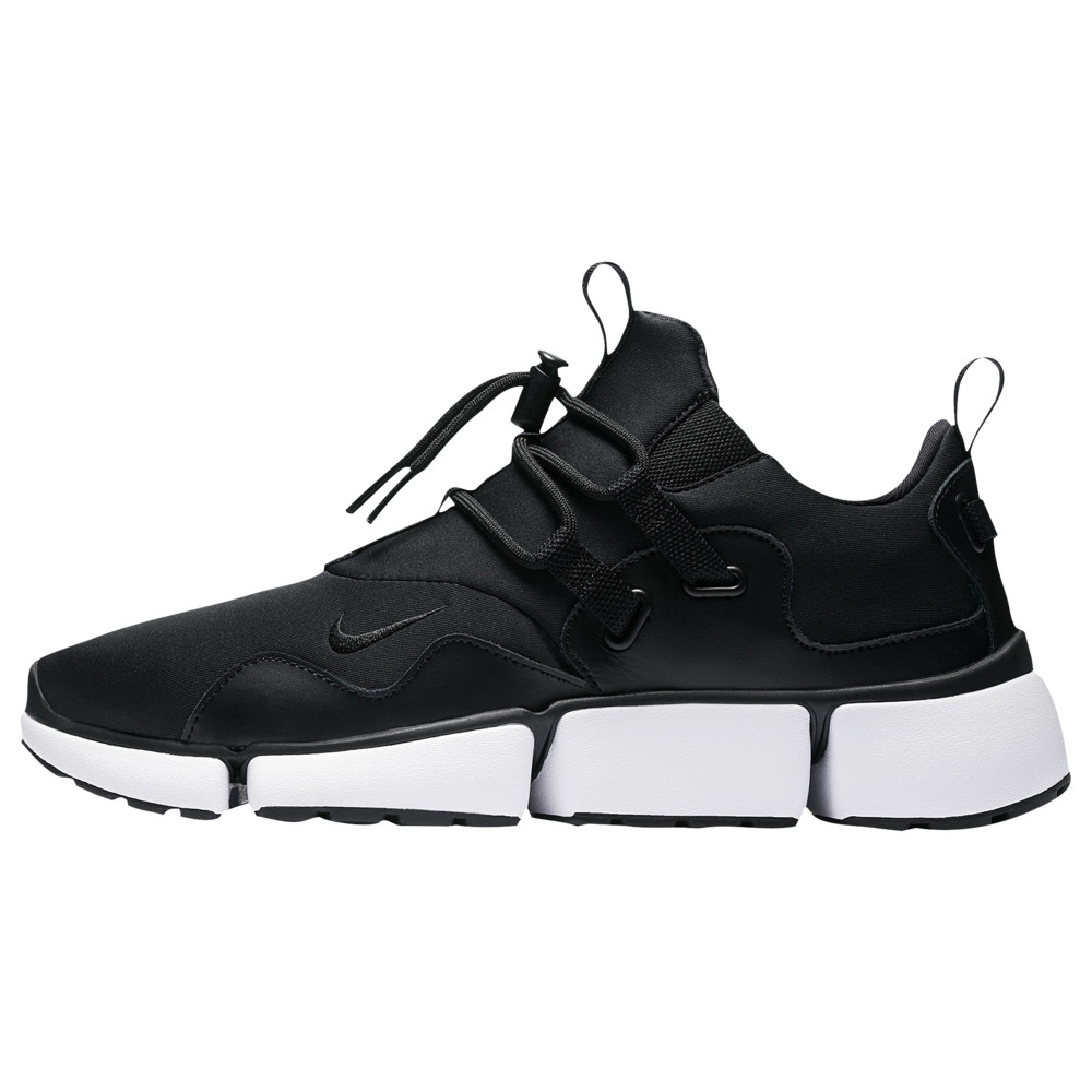 ナイキ Nike メンズ ランニング・ウォーキング シューズ・靴【Pocket Motion】Black/Black/White