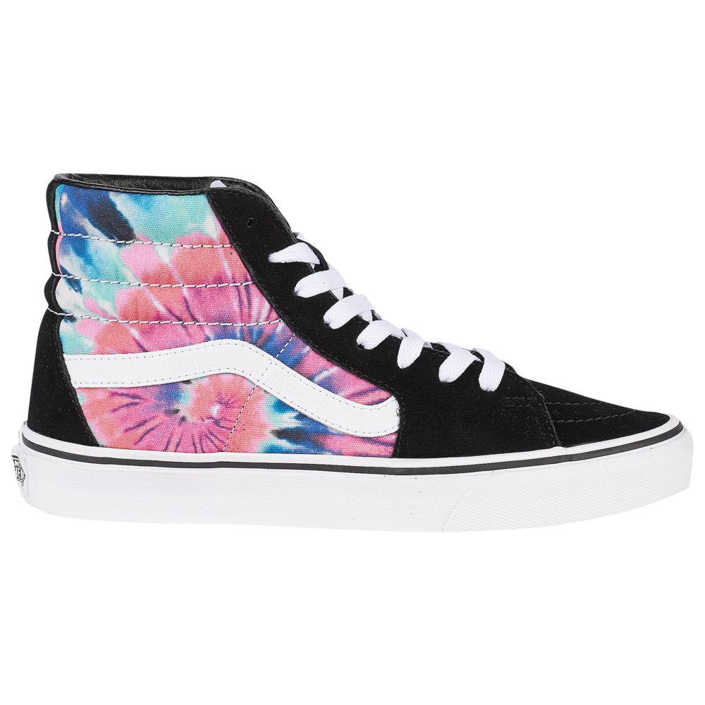 ヴァンズ Vans レディース スケートボード シューズ・靴【SK8-Hi】Multi/True White Tie Dye