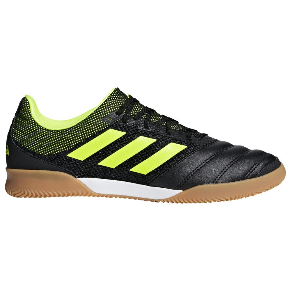 アディダス adidas メンズ サッカー シューズ・靴【Copa Tango 19.3 IN】Core Black/Solar Yellow Exhibit
