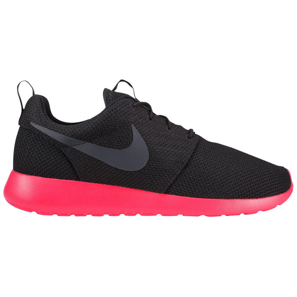 【人気No.1】 ナイキ メンズ Nike One】Black/Siren メンズ Red/Anthracite ランニング・ウォーキング シューズ・靴【Roshe One】Black/Siren Red/Anthracite, 西田精麦:df2bbcb1 --- nba23.xyz