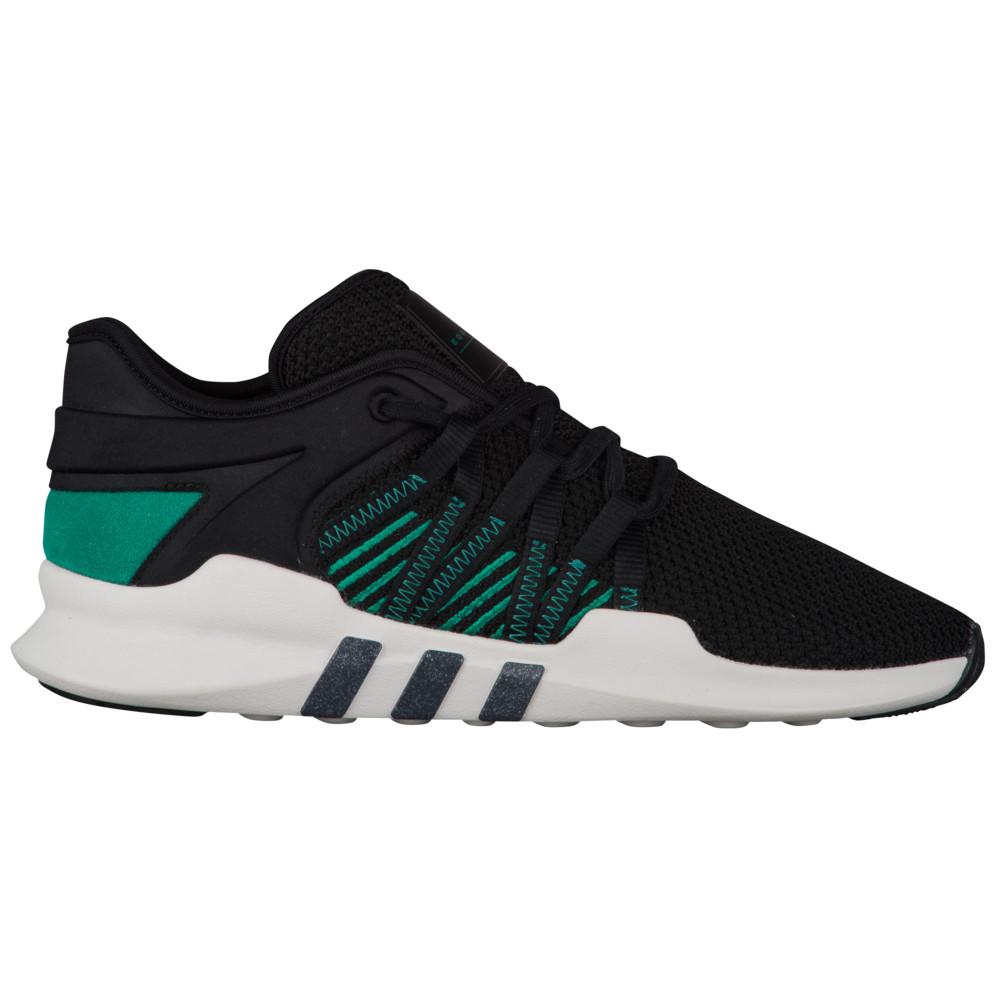 アディダス adidas Originals レディース ランニング・ウォーキング シューズ・靴【EQT Racing ADV】Black/Sub Green