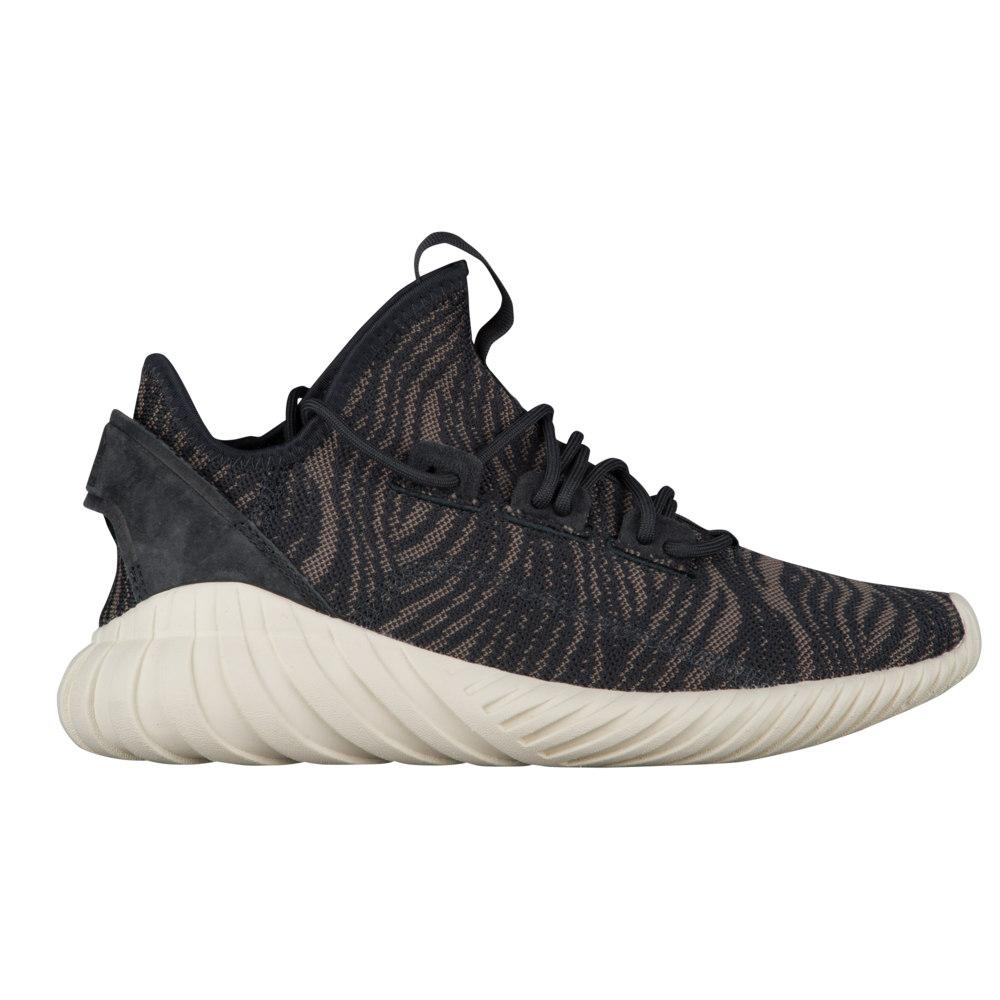 アディダス adidas Originals レディース ランニング・ウォーキング シューズ・靴【Tubular Doom Socks】Carbon/Tech Earth/Off White