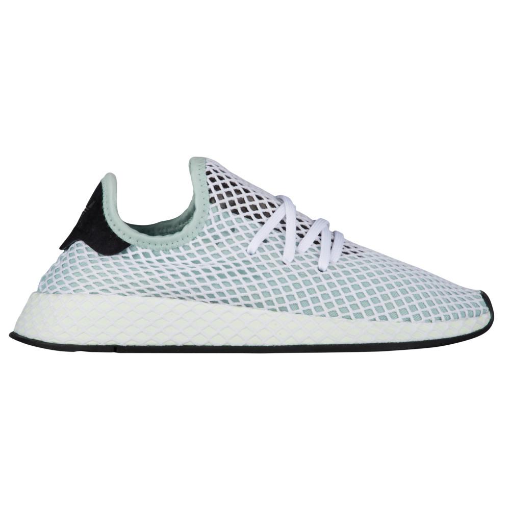 アディダス adidas Originals レディース ランニング・ウォーキング シューズ・靴【Deerupt Runner】Ash Green/Black