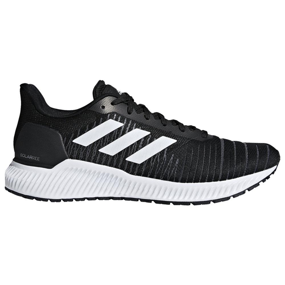 アディダス adidas メンズ ランニング・ウォーキング シューズ・靴【Solar Ride】Core Black/White/Grey Five