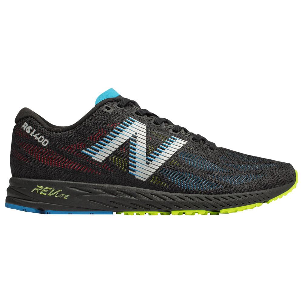 ニューバランス New Balance メンズ 陸上 シューズ・靴【1400 V6】Black/Polaris