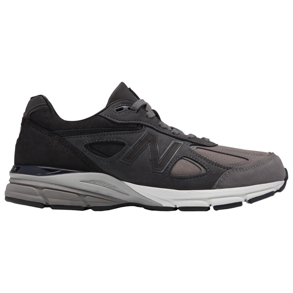 ニューバランス New Balance メンズ ランニング・ウォーキング シューズ・靴【990】Grey/Black Made in the USA