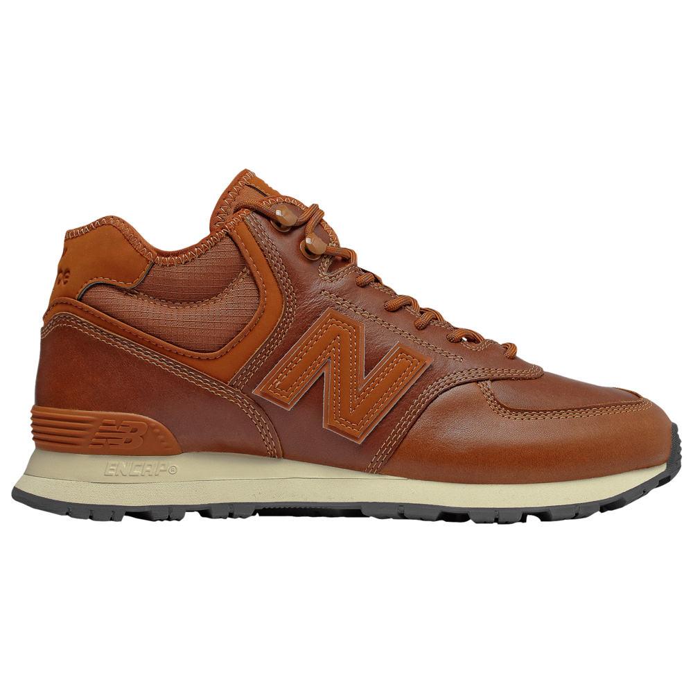 ニューバランス New Balance メンズ ランニング・ウォーキング シューズ・靴【574 Mid-Cut】Canyon