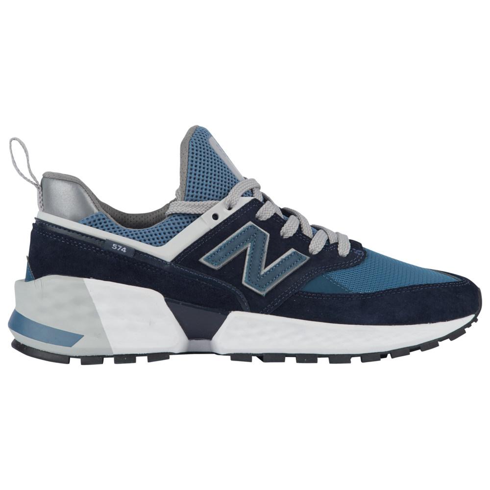 ニューバランス New Balance メンズ ランニング・ウォーキング シューズ・靴【574 V2】Dark Navy/Agean Blue