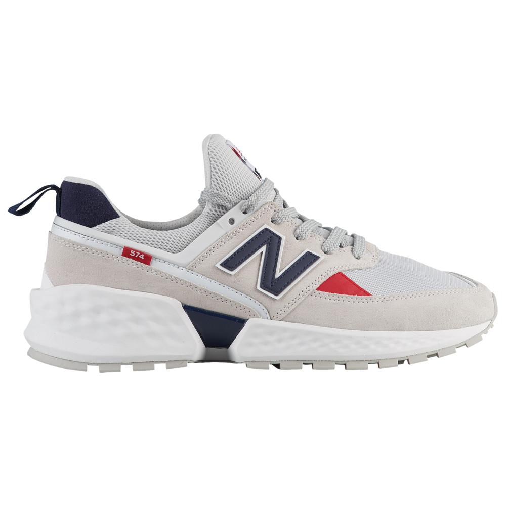 ニューバランス New Balance メンズ ランニング・ウォーキング シューズ・靴【574 Sport】Nimbus Cloud/White