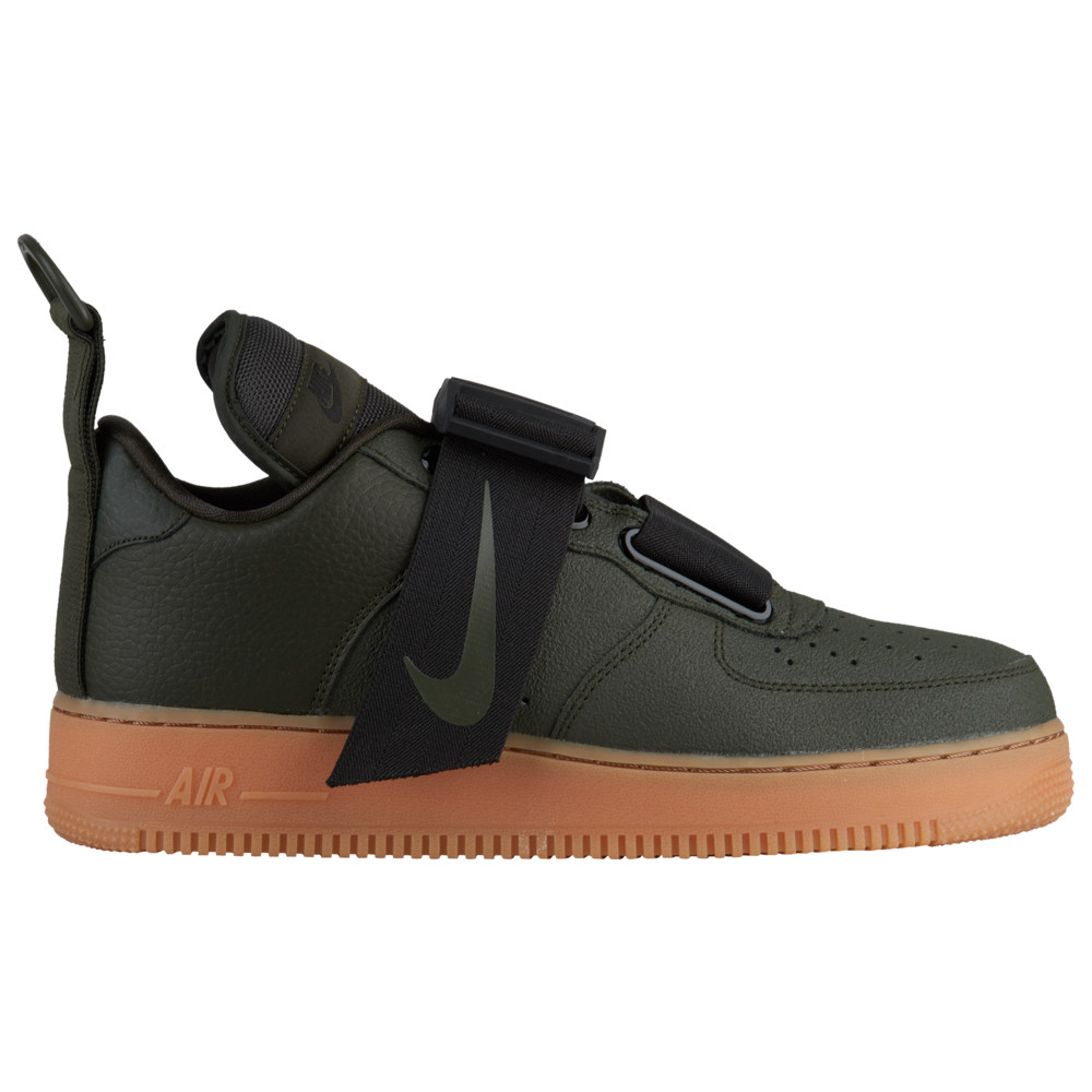 ナイキ Nike メンズ シューズ・靴 スニーカー【Air Force 1 Utility】Sequoia/Black/Gum Medium Brown