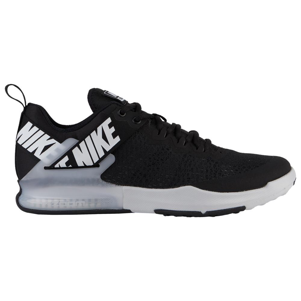 ナイキ Nike メンズ フィットネス・トレーニング シューズ・靴【Zoom Domination Trainer 2】Black/White