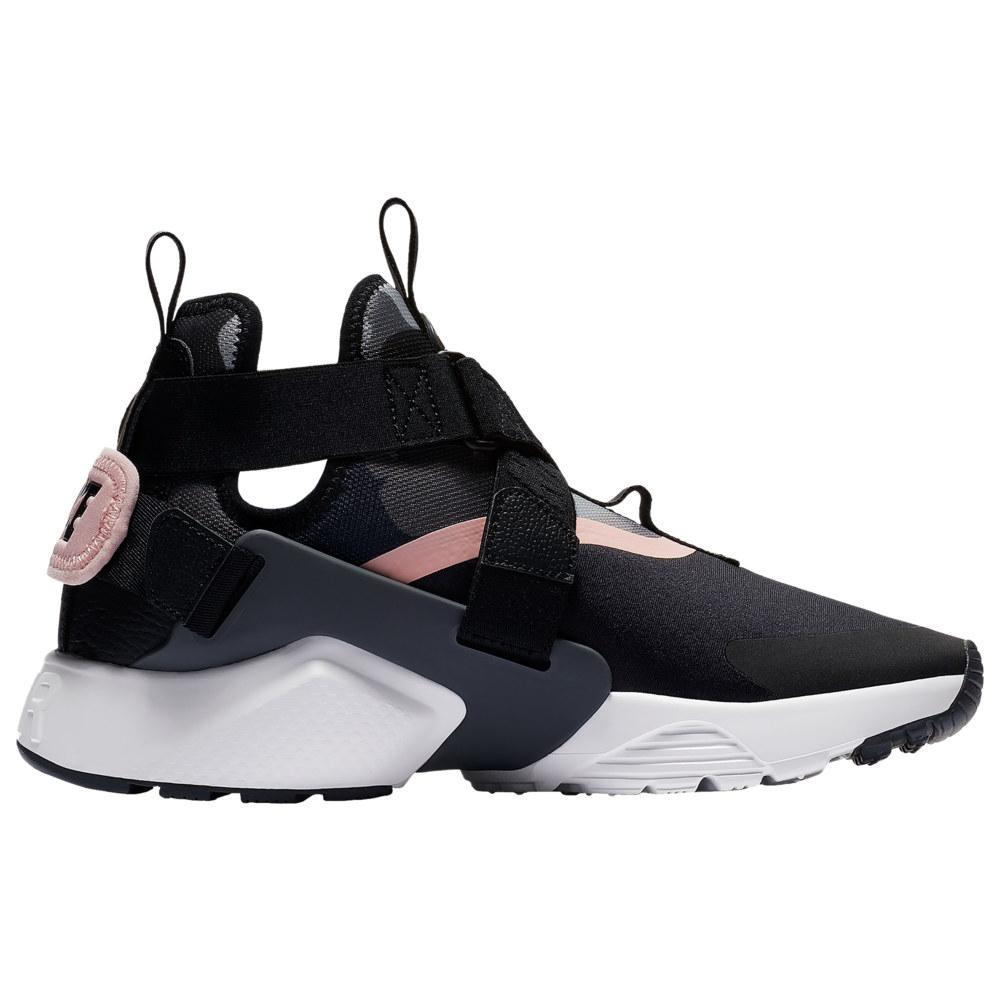 ナイキ Nike レディース ランニング・ウォーキング シューズ・靴【Air Huarache City】Black/Dark Grey/Storm Pink/White Camo Pack