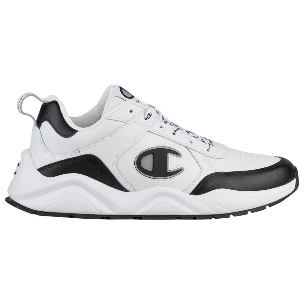 チャンピオン Champion メンズ ランニング・ウォーキング シューズ・靴【93Eighteen】White/Black/White