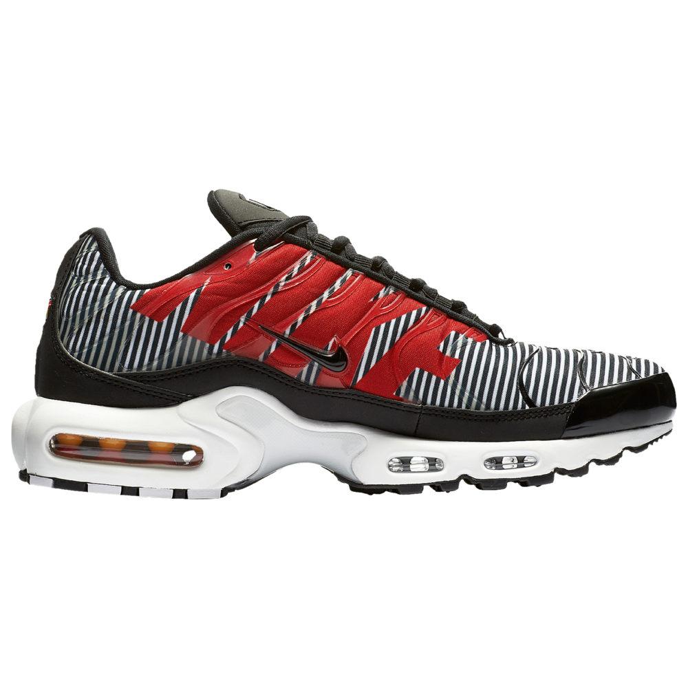 ナイキ Nike メンズ ランニング・ウォーキング シューズ・靴【Air Max Plus TN】Black/White/Pure Platinum SE