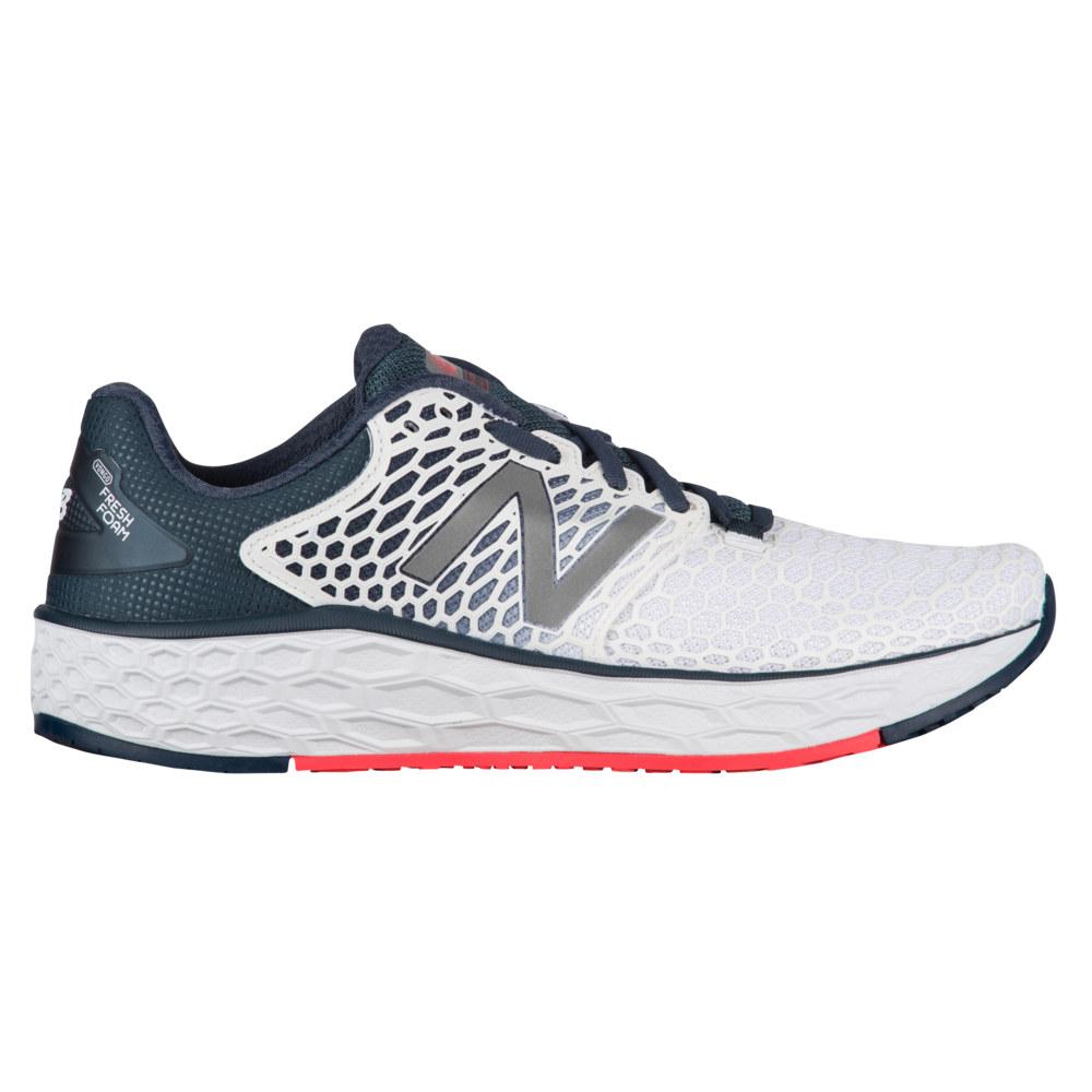 ニューバランス New Balance メンズ ランニング・ウォーキング シューズ・靴【Fresh Foam Vongo V3】White/Petrol/Flame