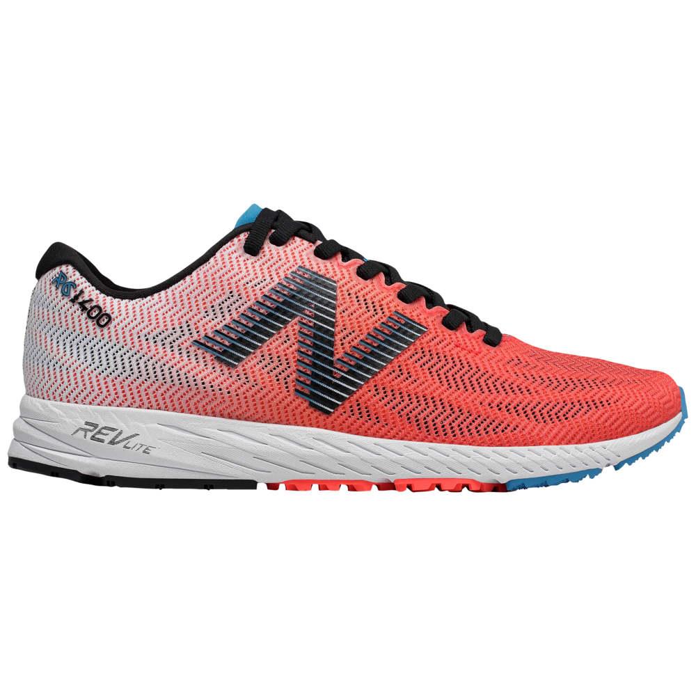 ニューバランス New Balance レディース 陸上 シューズ・靴【1400 V6】Vivid Coral/Black/Maldives Blue