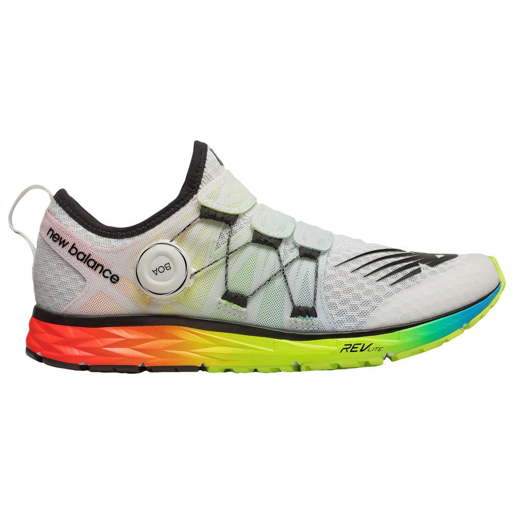 ニューバランス New Balance レディース 陸上 シューズ・靴【1500 T2】White/Multi Color