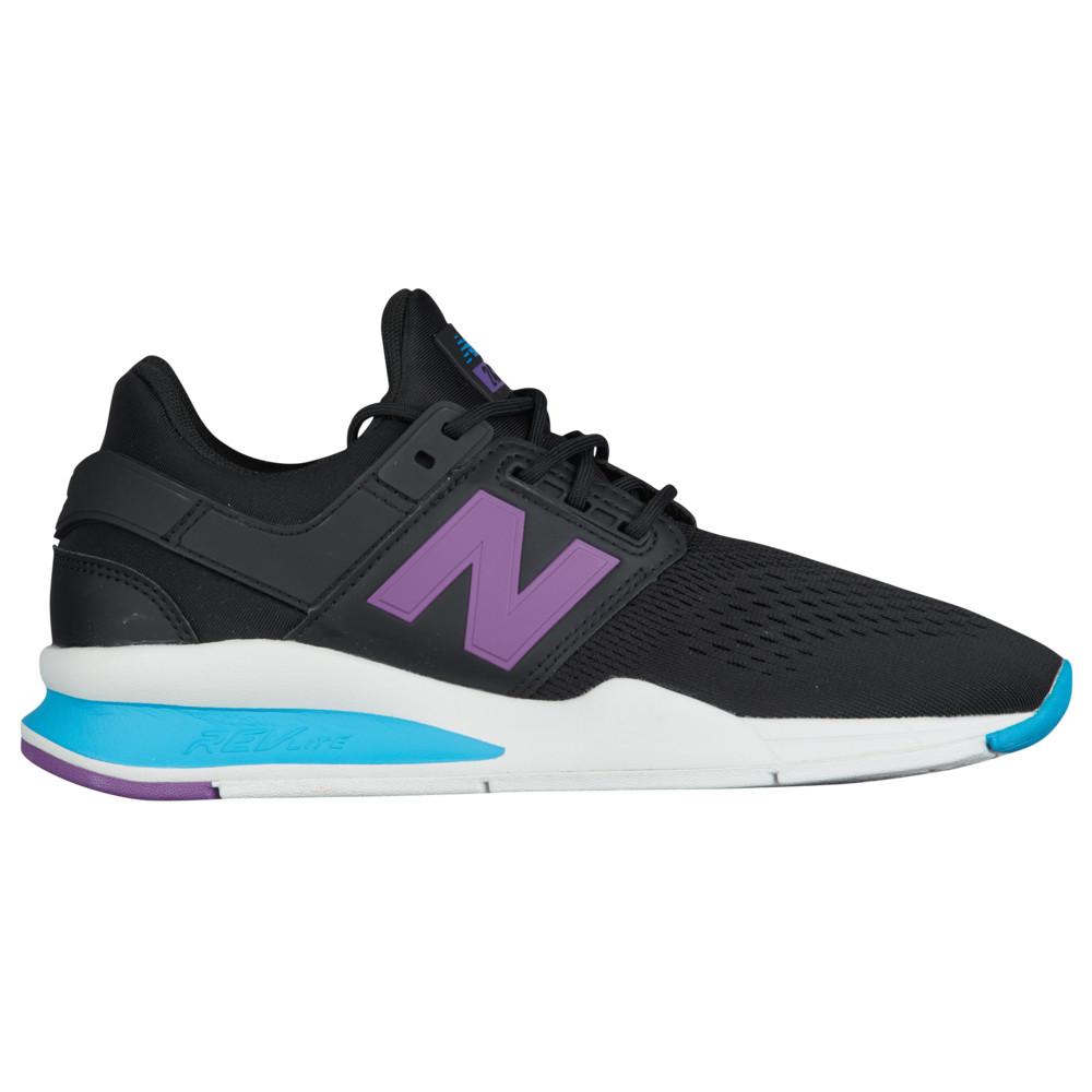 ニューバランス New Balance レディース ランニング・ウォーキング シューズ・靴【247】Black/Cadet Tritium