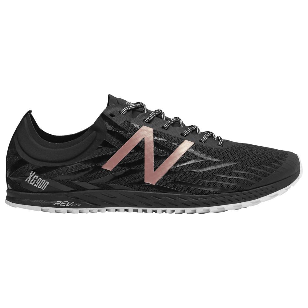 ニューバランス New Balance レディース 陸上 シューズ・靴【XC900 v4 Spikeless】Black/Rose Gold Metallic
