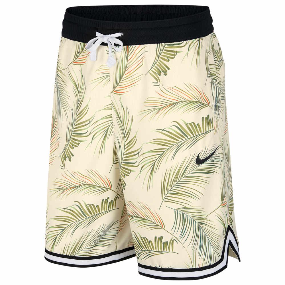ナイキ Nike メンズ バスケットボール ボトムス・パンツ【Floral DNA Shorts】Pale Ivory/Black
