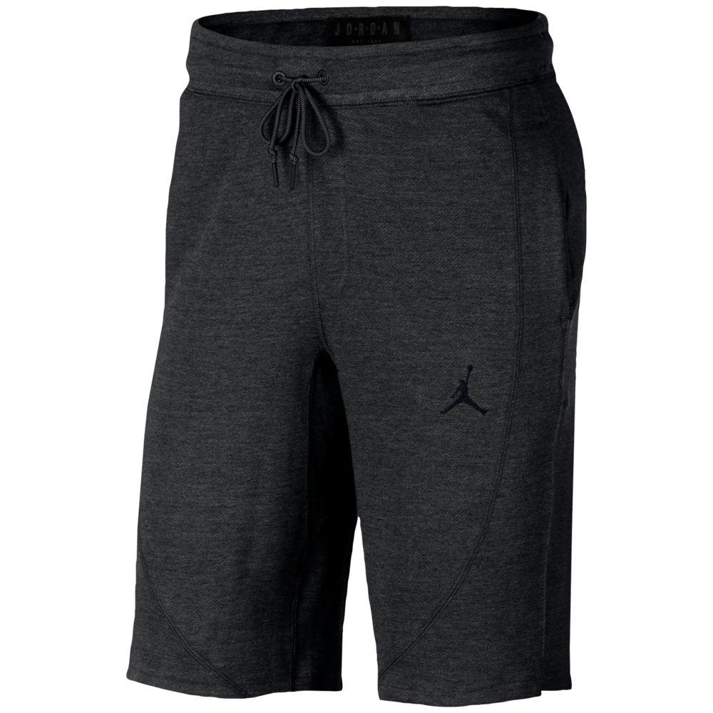 ナイキ ジョーダン Jordan メンズ バスケットボール ボトムス・パンツ【JSW Wings Lite Shorts】Black Heather