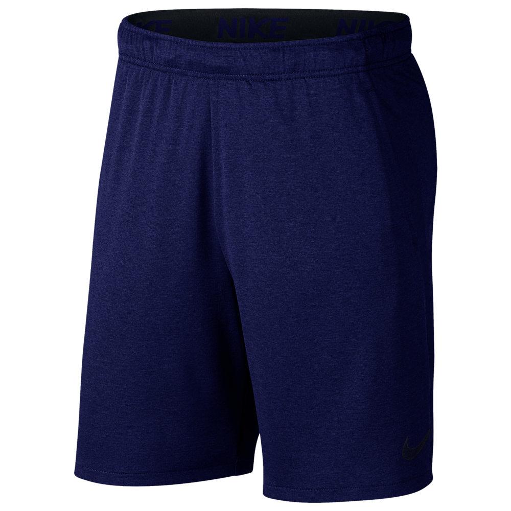 ナイキ Nike メンズ フィットネス・トレーニング ボトムス・パンツ【Veneer Training Shorts】Blue Void/Black