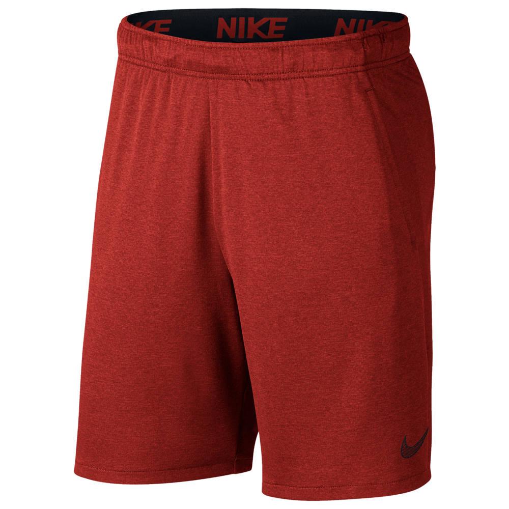 ナイキ Nike メンズ フィットネス・トレーニング ボトムス・パンツ【Veneer Training Shorts】Mystic Red/Black