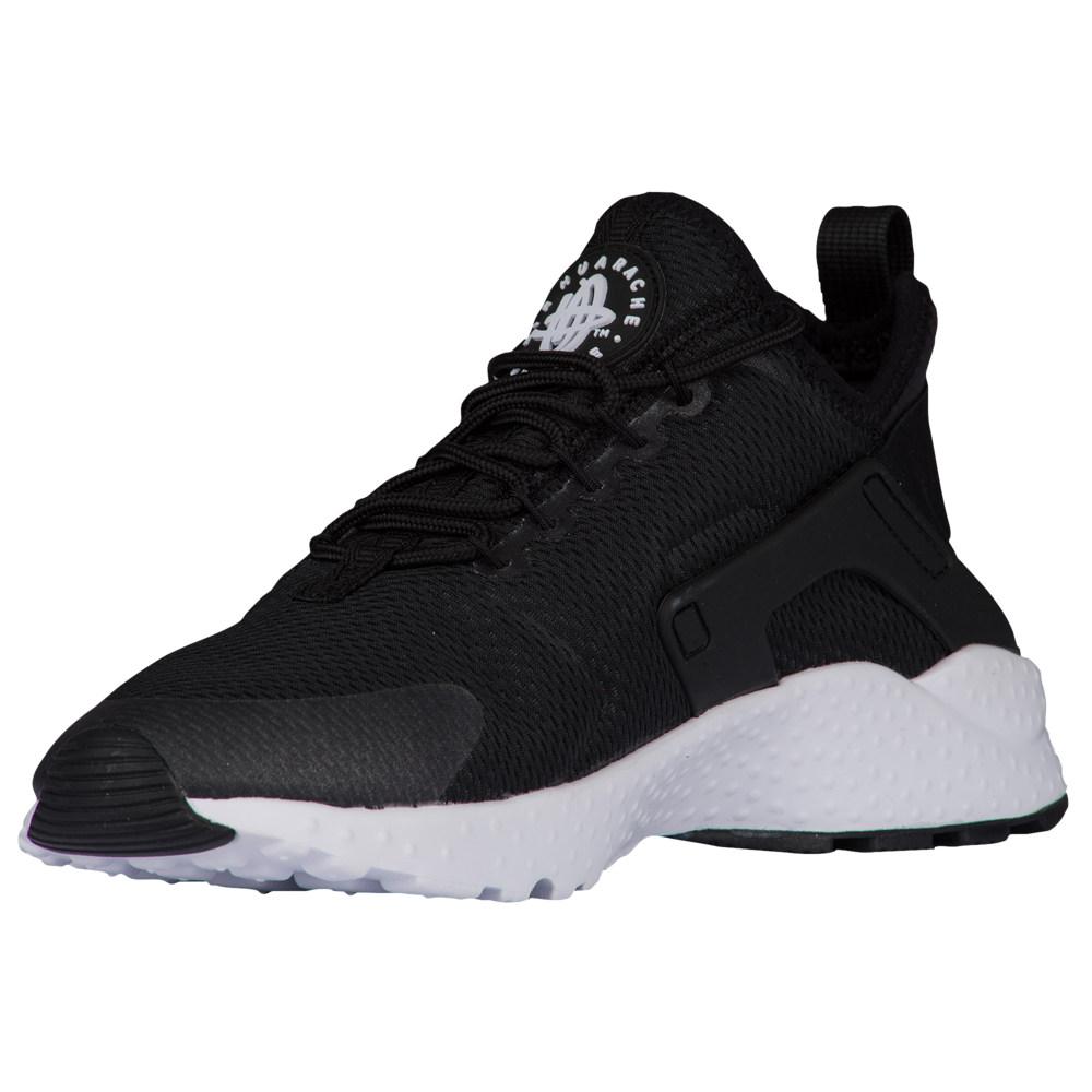 ナイキ Nike レディース ランニング・ウォーキング シューズ・靴【Air Huarache Run Ultra】Black/Black/Black/White Essentials