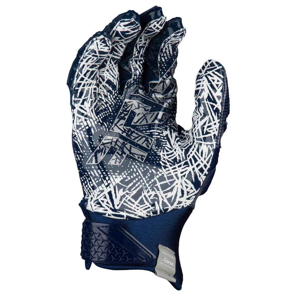 アディダス adidas メンズ アメリカンフットボール グローブ【Freak 3.0 Football Gloves】Navy/Navy