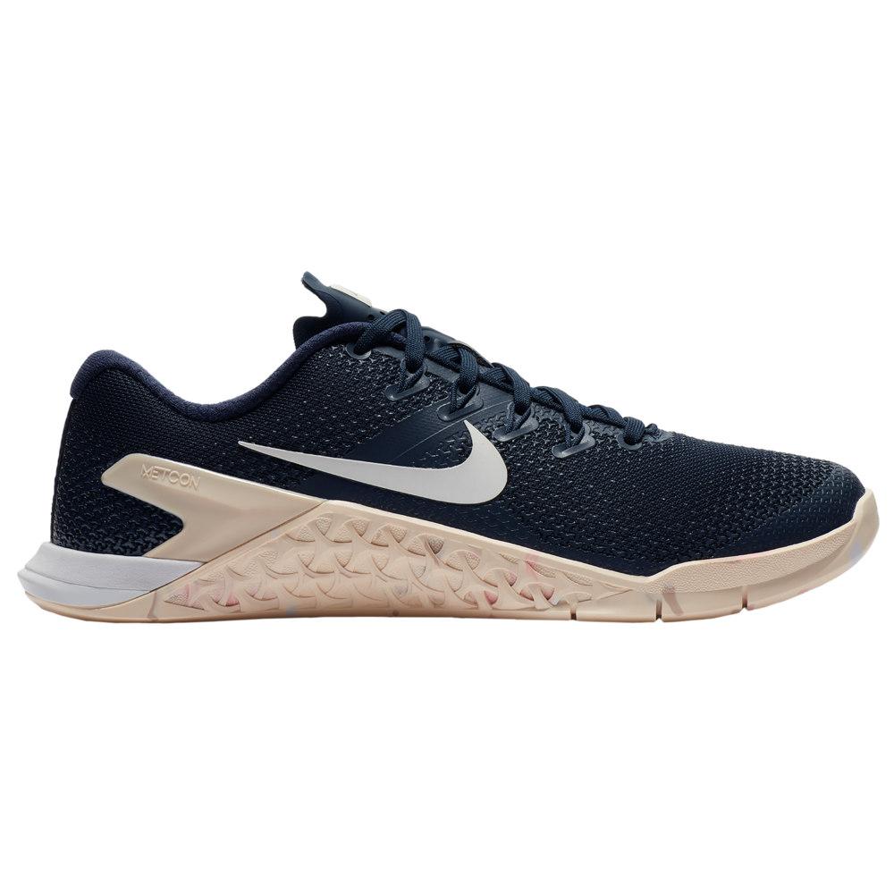 ナイキ Nike レディース フィットネス・トレーニング シューズ・靴【Metcon 4】Obsidian/White/Guava Ice/Storm Pink