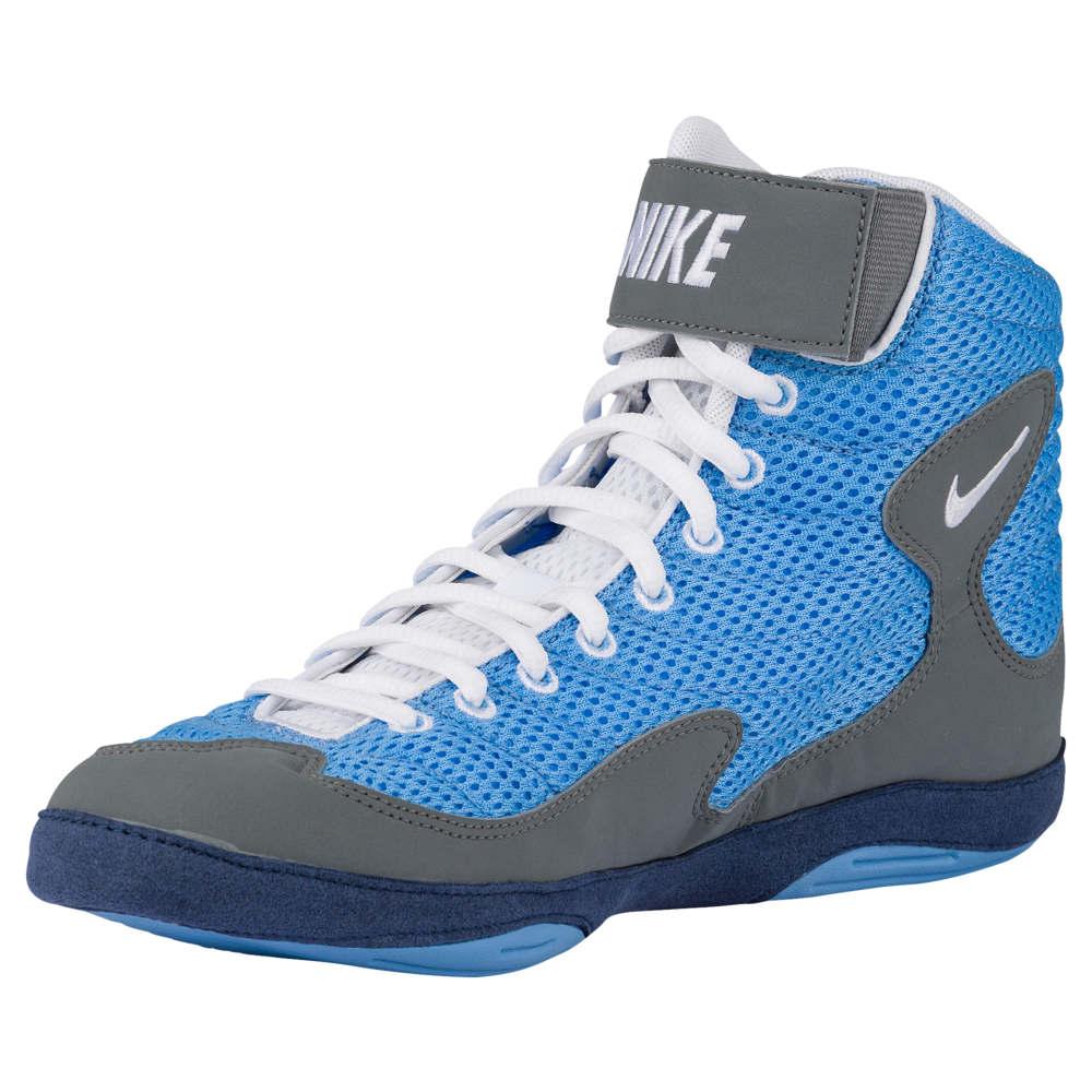 ナイキ Nike メンズ レスリング シューズ・靴【Inflict 3】University Blue/White/Cool Grey/Midnight Navy