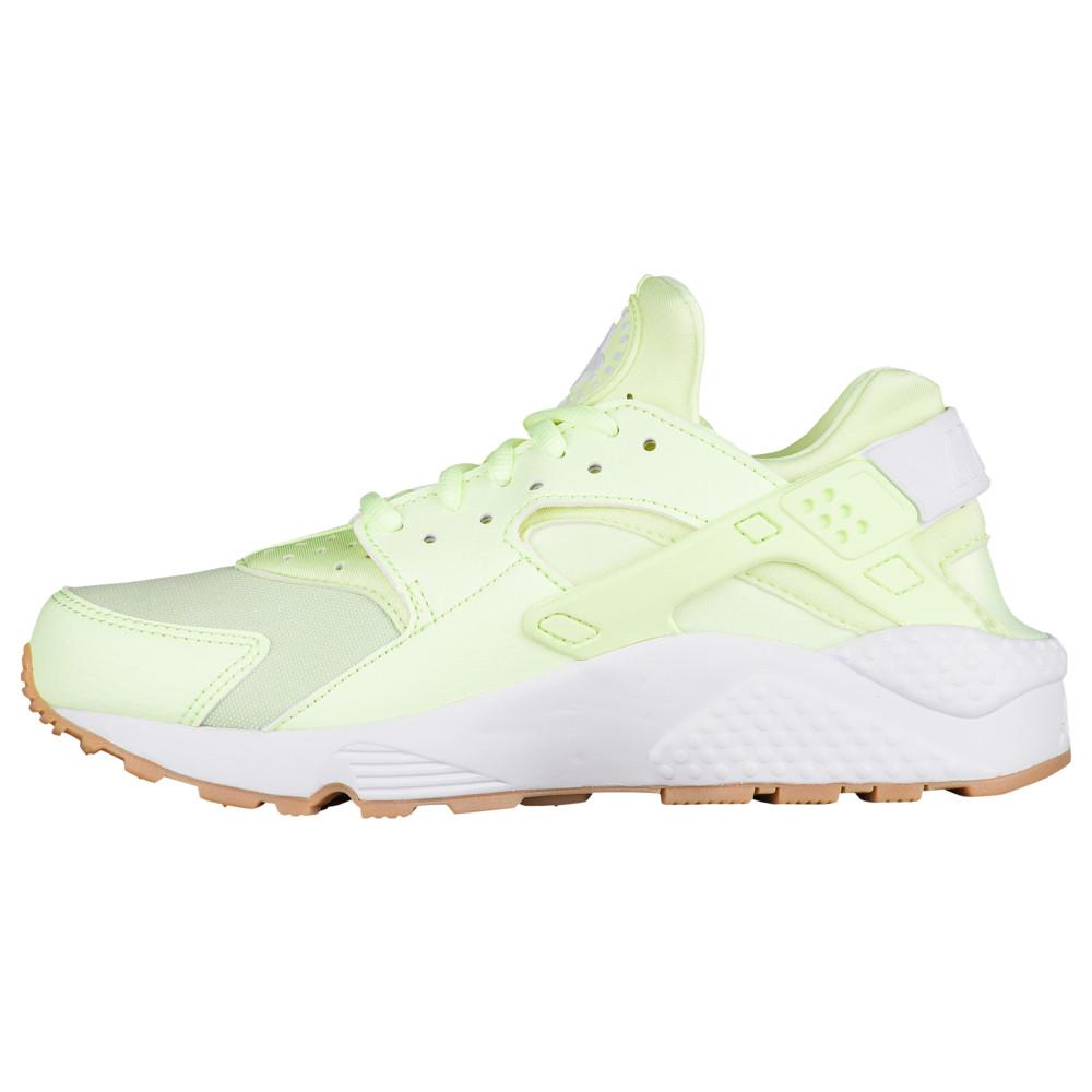 ナイキ Nike レディース ランニング・ウォーキング シューズ・靴【Air Huarache】Barely Volt/White/Gum Yellow